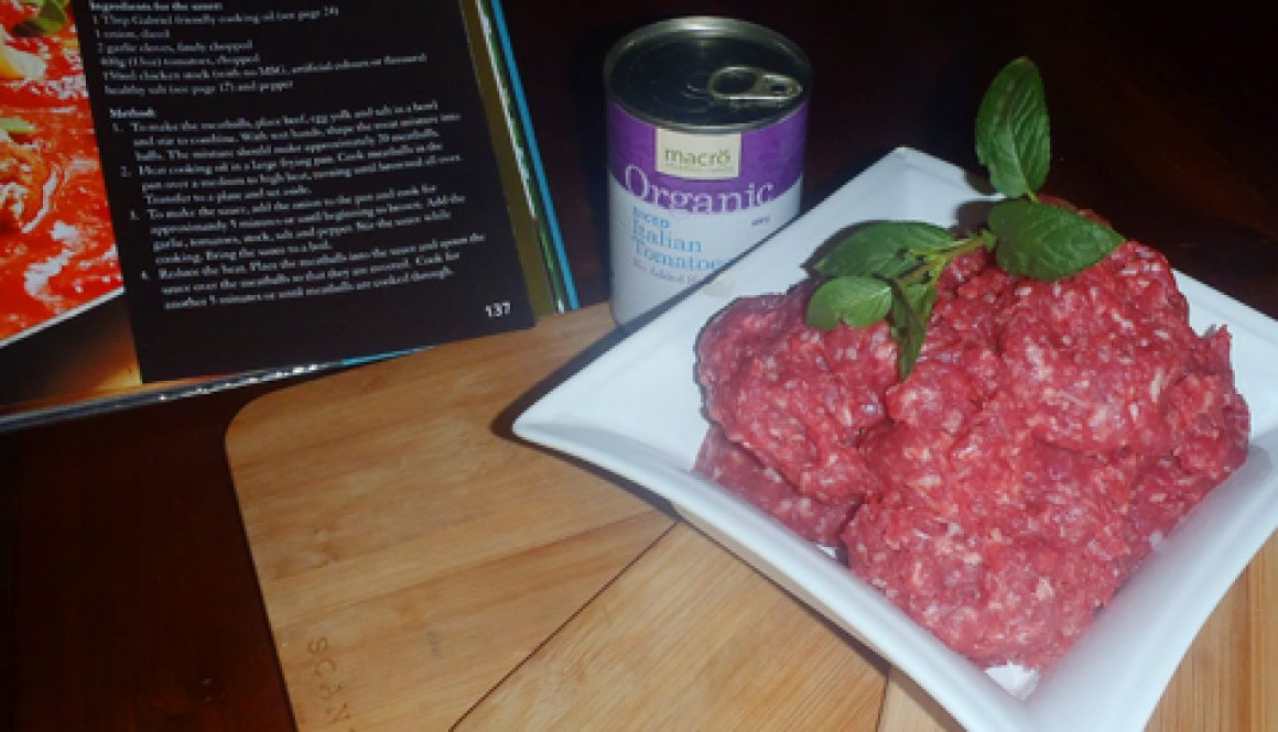 Beef Mince Packs