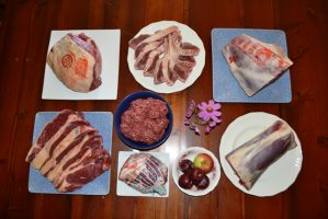 5kg Combo Beef & Lamb Pack - Members   Border Park Organics