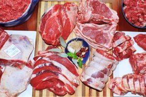 Half Young Beef, Meribah Pack