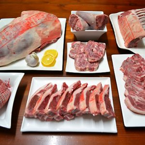 Whole Hogget Packs