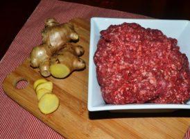 15kg Mutton Mince Pack - Members   Border Park Organics