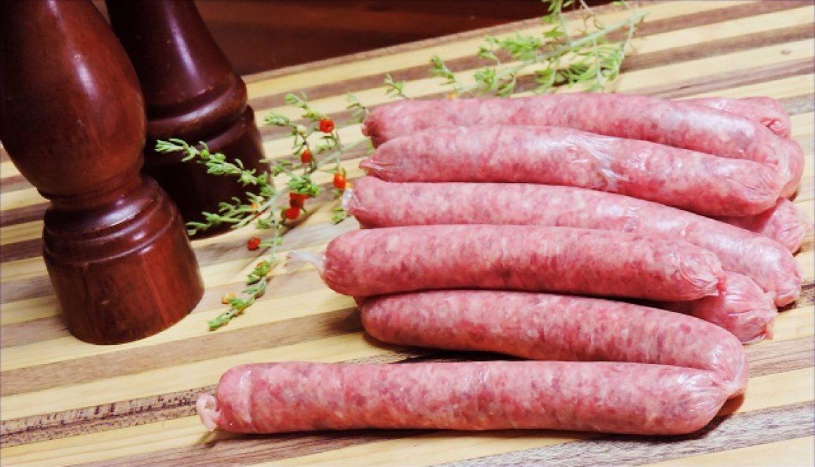 Organic Gourmet BBQ Sausages