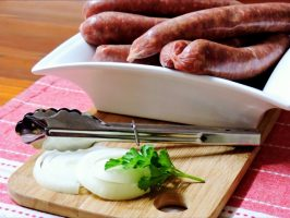 Organic Hearty Beef Sausages