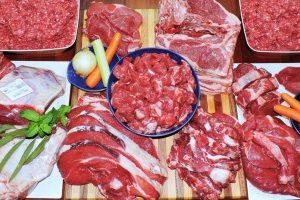 Quarter Yearling Beef, Taplan Pack