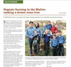 The Cutting Edge Magazine Article