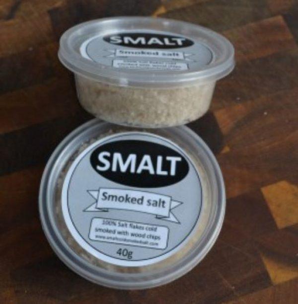Cold Smoked Sea Salt