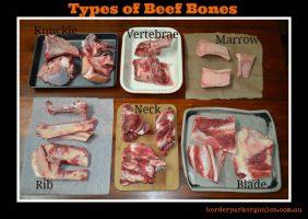 Organic Beef Bones | Border Park Organics
