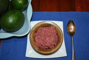 Beef Iron Man Mince