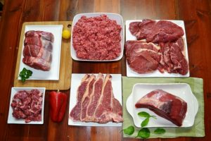 10kg Yearling Beef Pack - Members | Border Park Organics