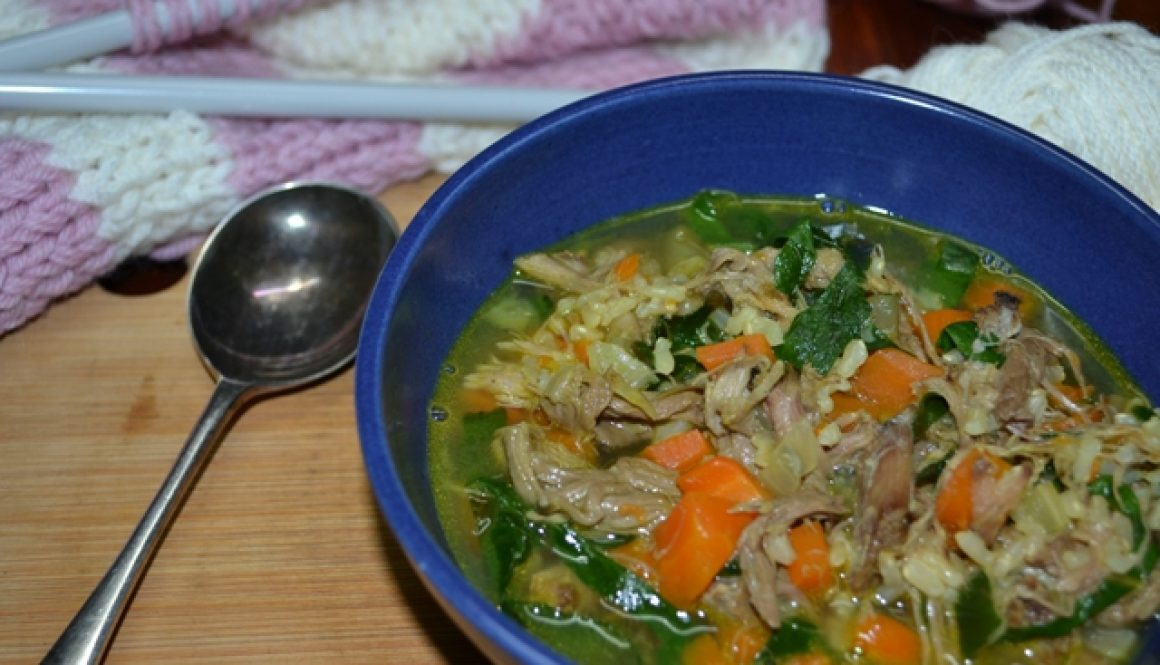 Recipe Wholesome Beef and Vegie Soup