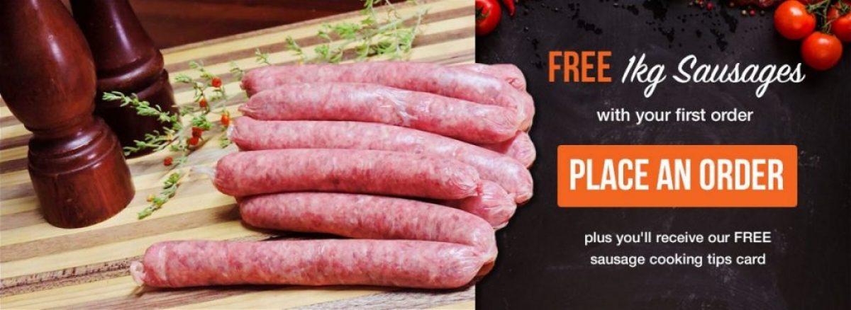Border Park Organics, Organic Meat Online, Banner Image