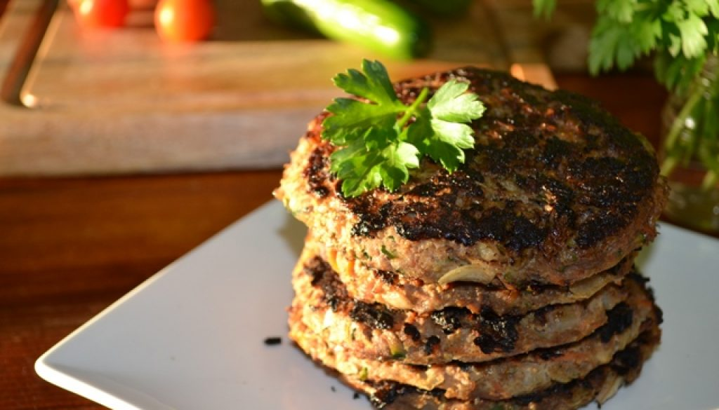 Recipe AIP Beef Patties | Border Park Organics