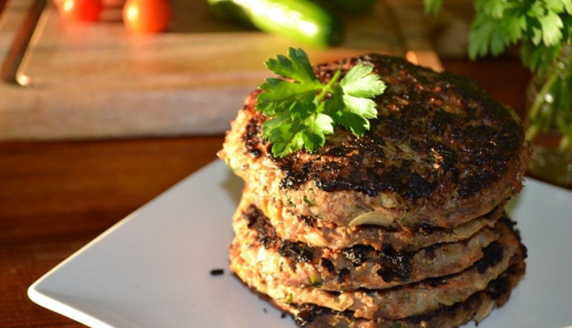 Recipe AIP Beef Patties | Border Park Organics