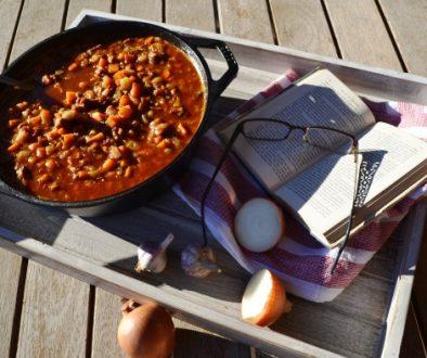 Recipe | The Lazy Cook's Lamb Stew | Border Park Organics