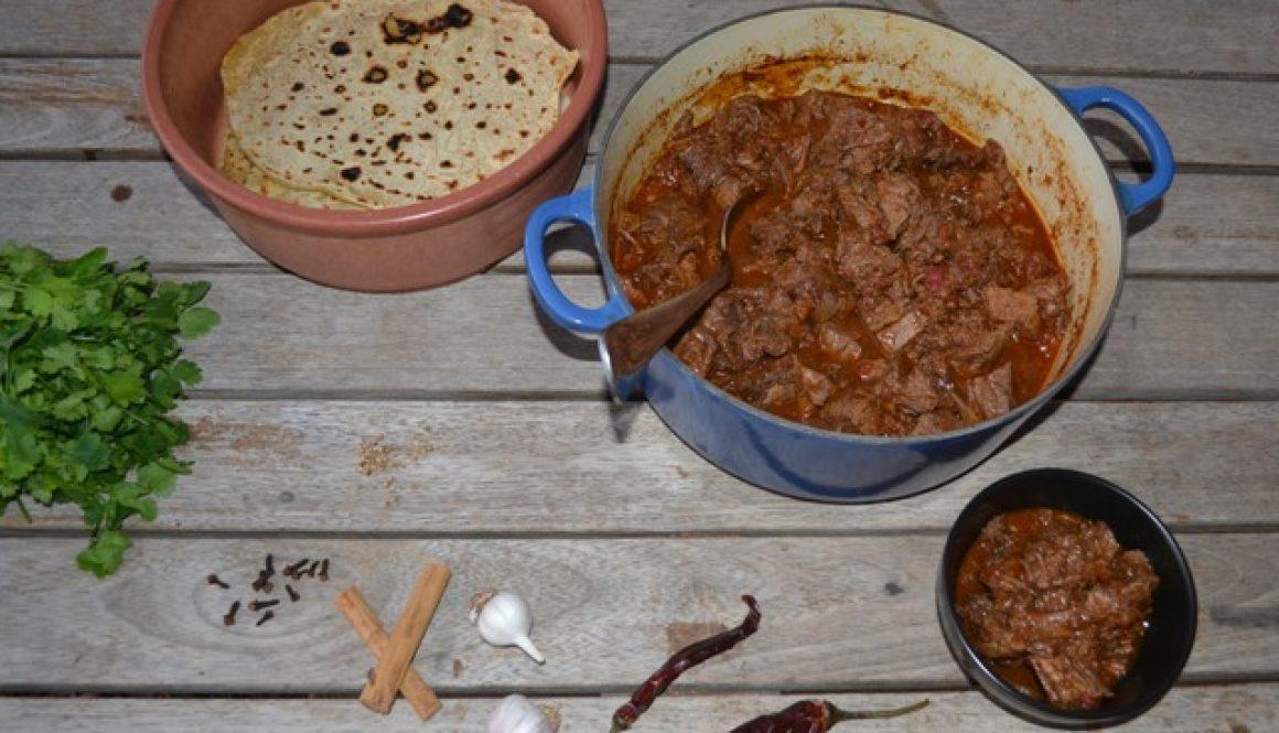 Recipe - Ethopian Berbere Beef Stew