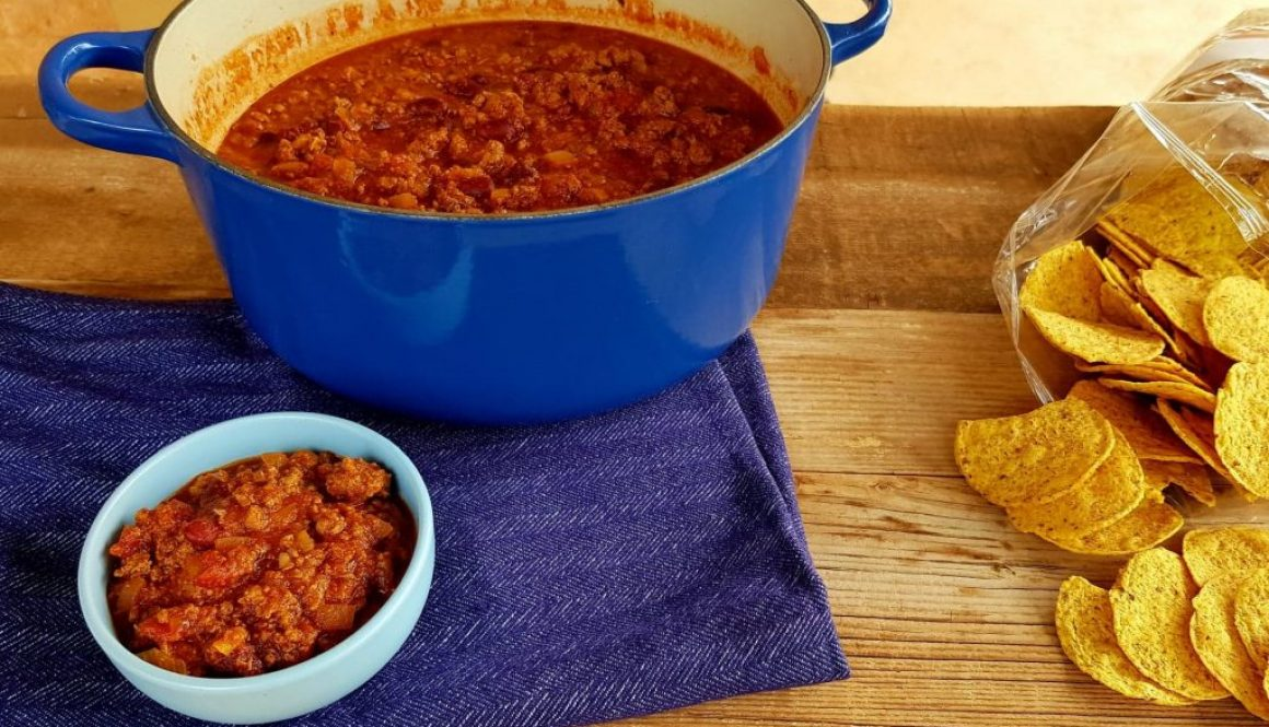 Recipe | One Pot Mexi-Mince Casserole | Border Park Organics