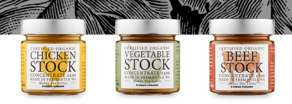 Organic Stock Concentrates